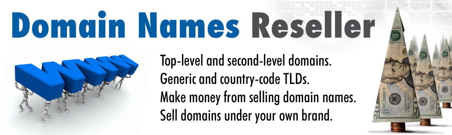 Domains Reseller