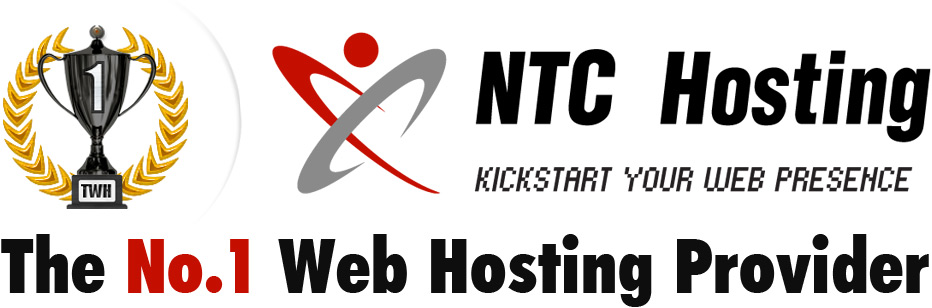 NTC Hosting - The No.1 Web Hosting Provider.